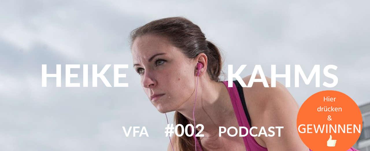 Vegane Atheltin und Freeletics-Sportlerin.