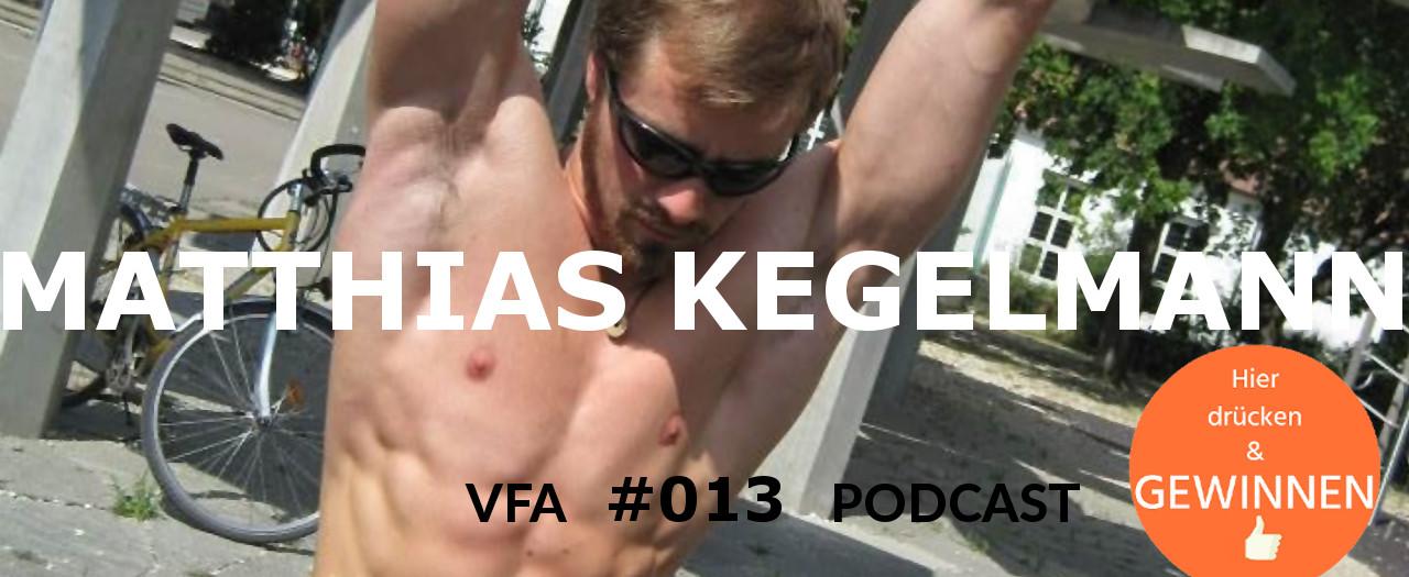 Matthias Kegelmann Vegan Calisthenics