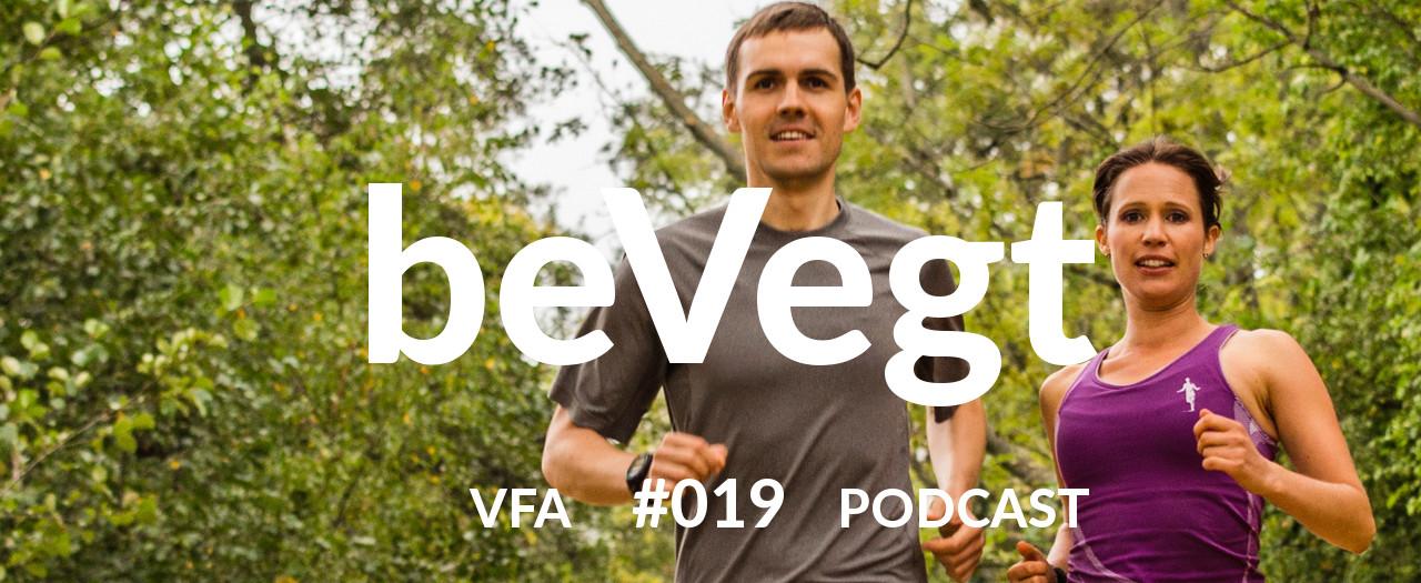 VFA019 Vegan laufen beVegt
