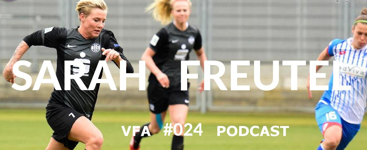Bundeliga Vegan Sarah Freutel
