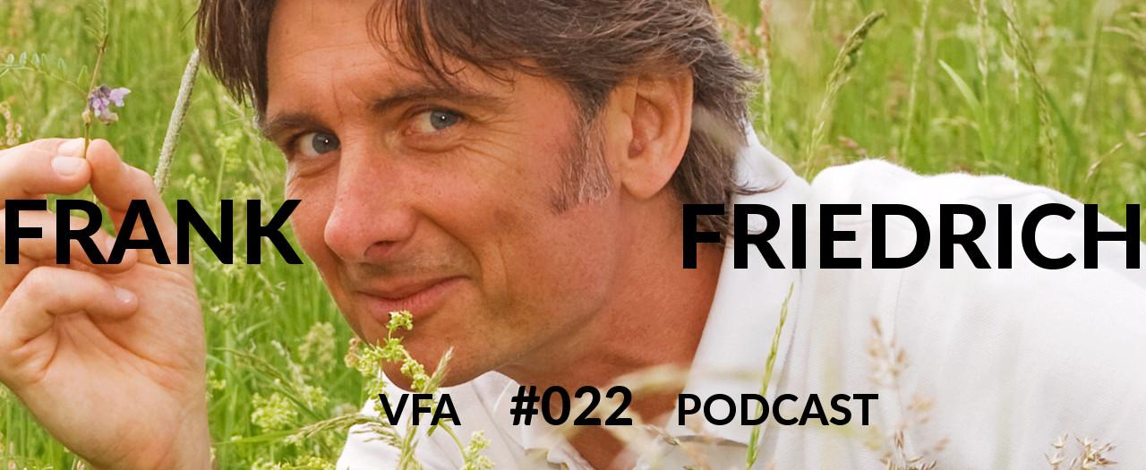 Frank Friedrich Vegan und Gesund gegen die Krankheit