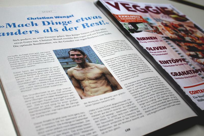 Artikel VeggieWorld