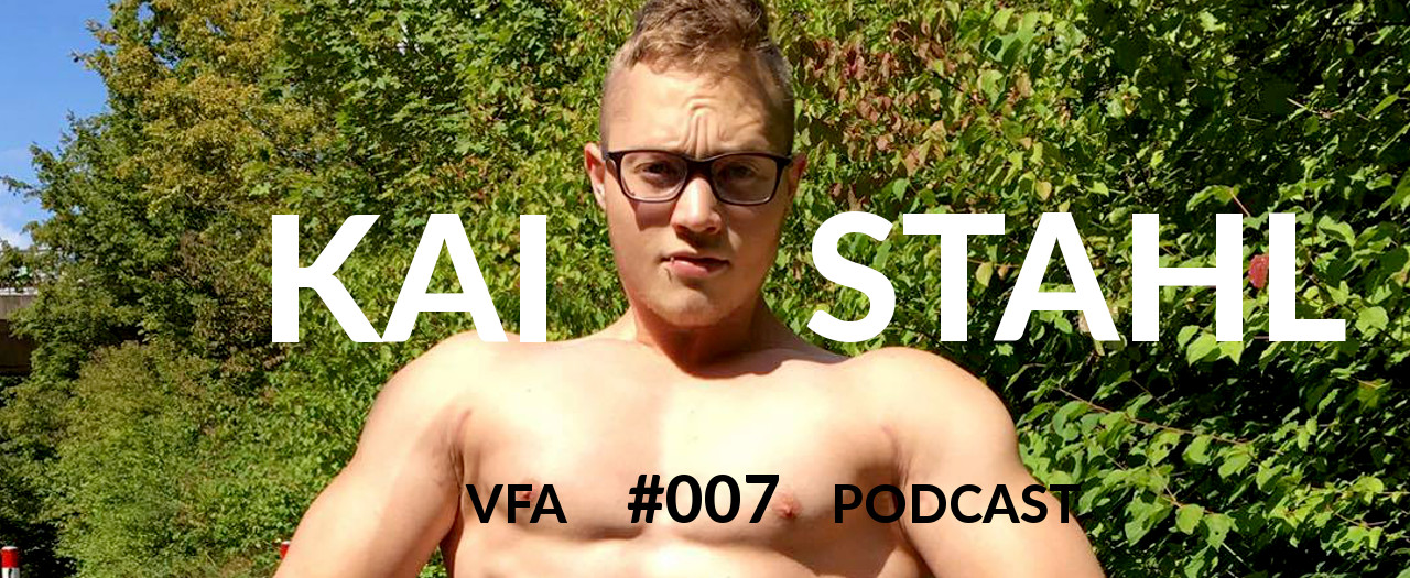 Kai Stahl vegan Bodybuilder