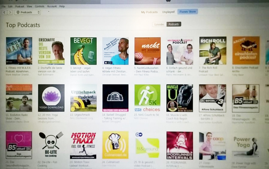 """""""Neu und beachtenswert"""" Sektion bei iTunes geschafft"""