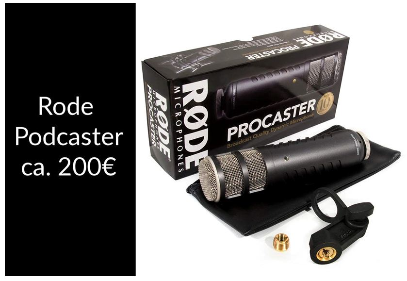 rode-podcaster