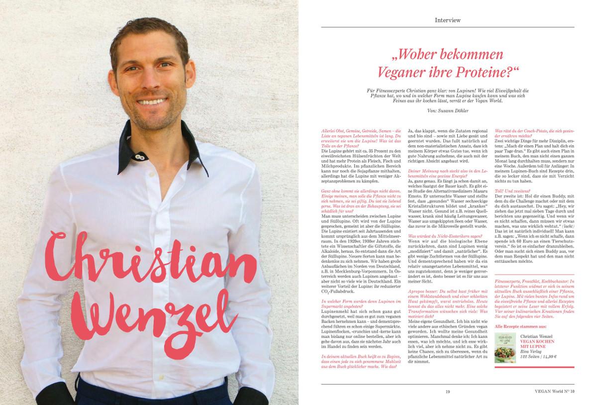 Vegan World Magazin