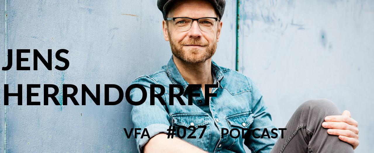 Jens Herrndorff Interview Vegan