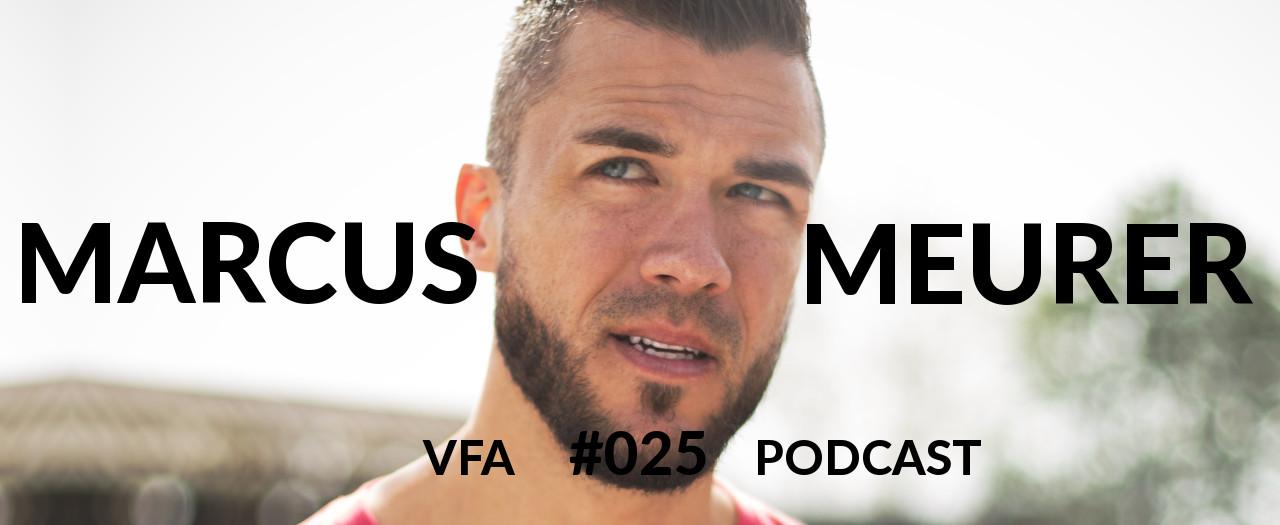 Marcus Meurer Teil 1 Vegan Podcast