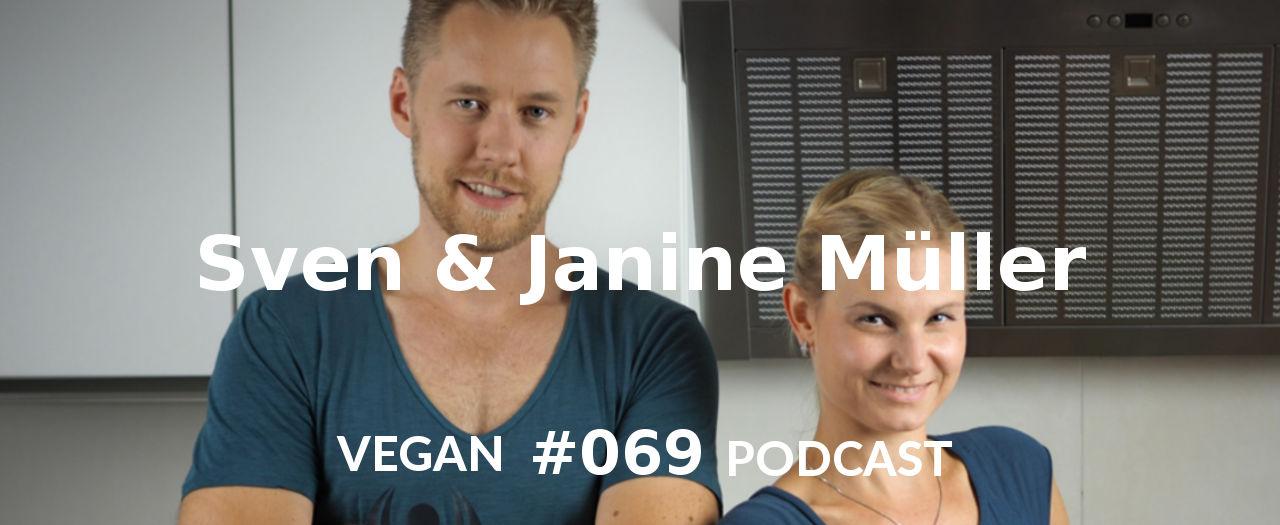 Fit mit veganer Ernährung und kurzem Training mit Vegan Athletes Lab Trainer Janine und Sven Müller